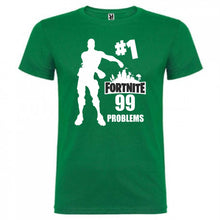 Camiseta Fortnite 99 Infantil