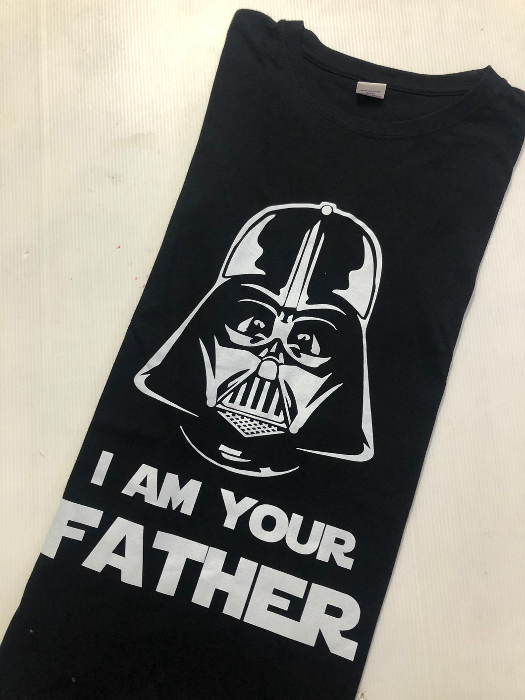 Camiseta Star Wars I am your father