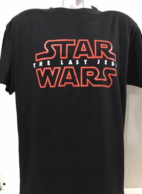 Camiseta Star Wars, The Last Jedi