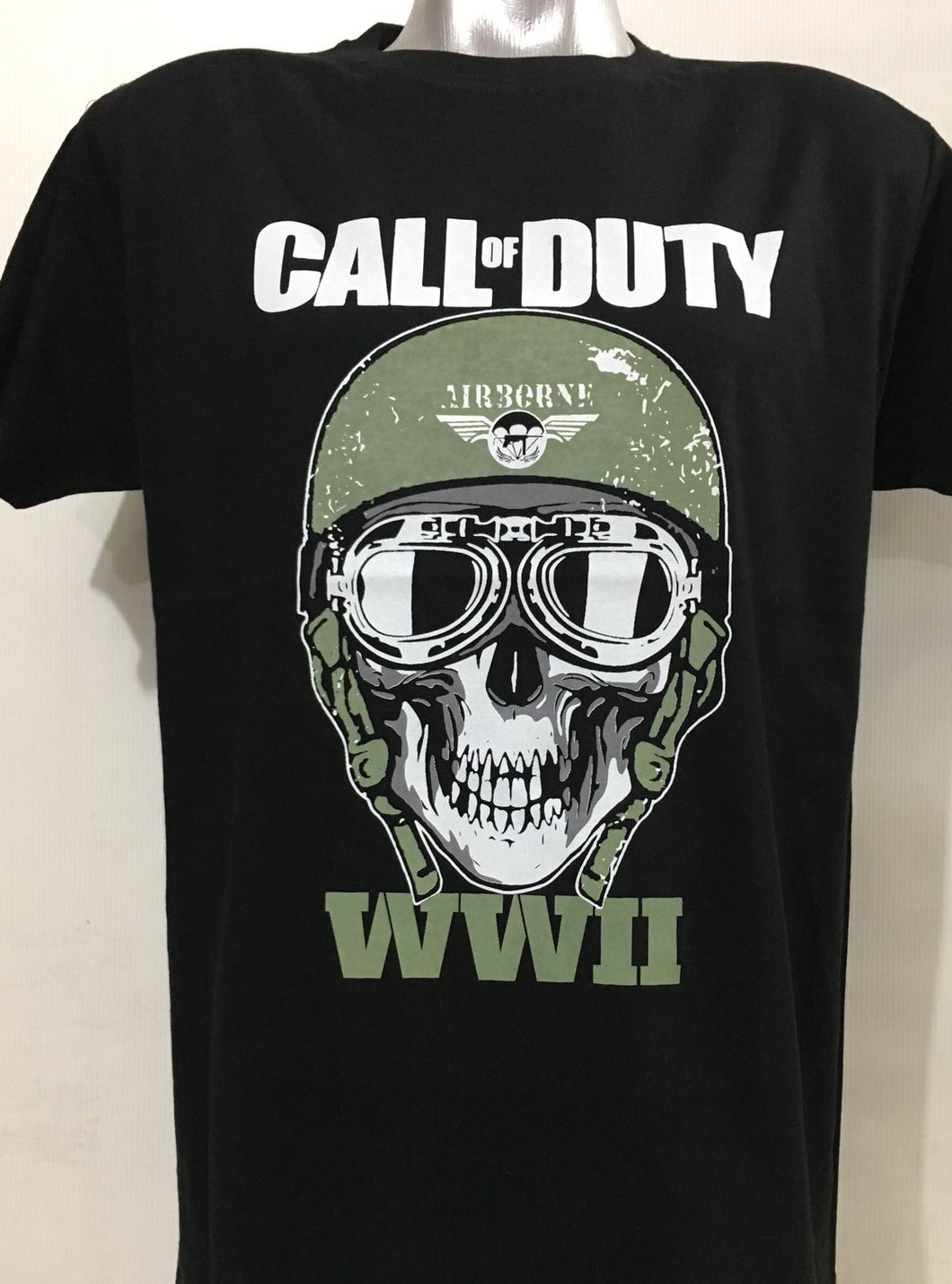 Camiseta Call of Duty WWII
