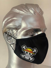 Mascarilla `` One Piece ´´