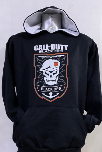 Sudadera Call Off Duty Black Ops 4