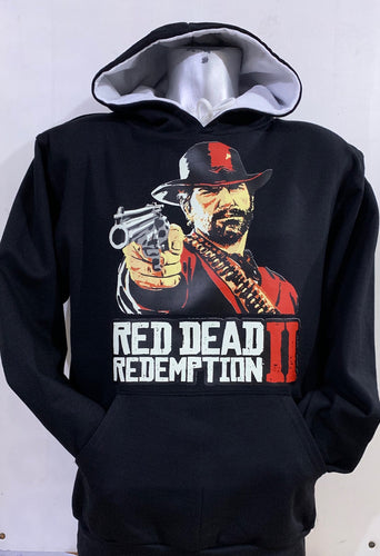 Sudadera Red Dead 2 Redemption