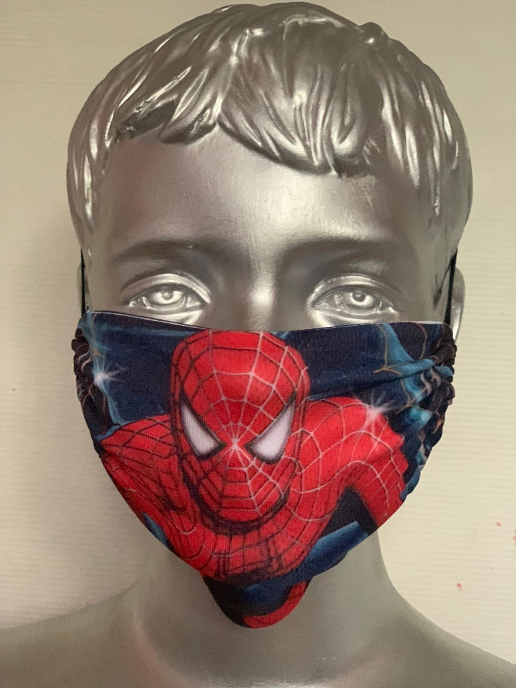 Mascarilla Infantil `` Spiderman´´