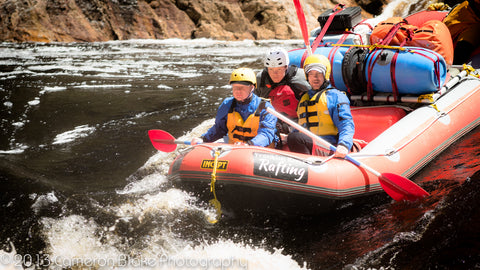 Franklin River Rafting PhotoTour