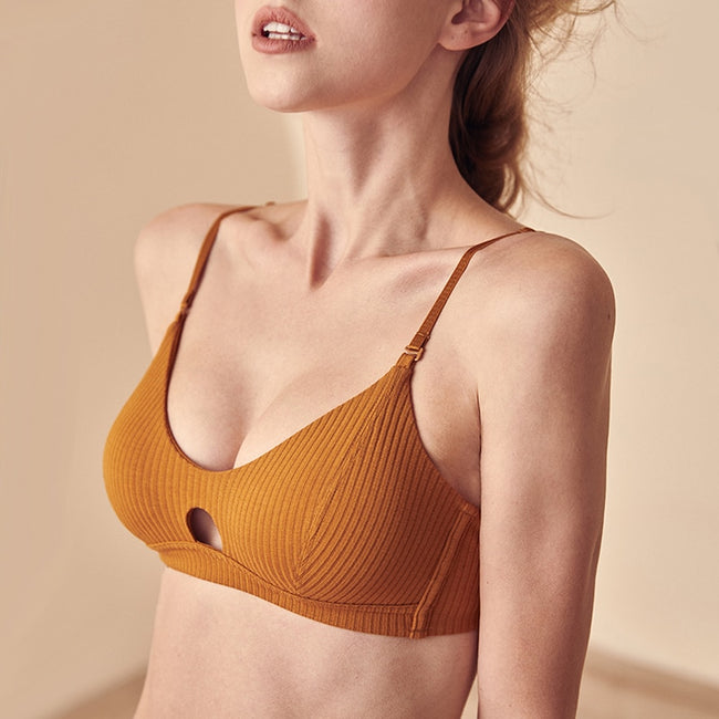 Comfort Wireless Sport Bra - LINQ LA