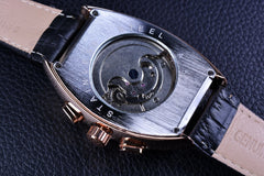 Rose Gold Case Mens Watch - THE FASHION COCKTAIL