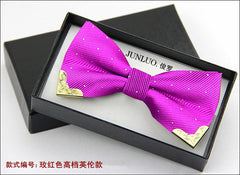 Premium Butterfly Bow Tie - THE FASHION COCKTAIL