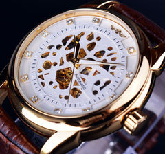 Casual golden Watch - THE FASHION COCKTAIL