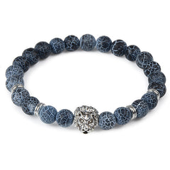 Owl Buddha beads Natural Stone Bracelet - THE FASHION COCKTAIL