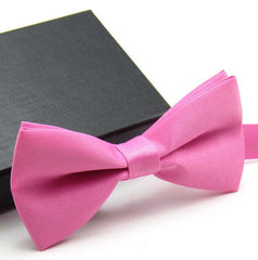 Tuxedo Classic Bow Tie - THE FASHION COCKTAIL