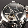 Classic Tourbillon Wrap Mens Watch - THE FASHION COCKTAIL