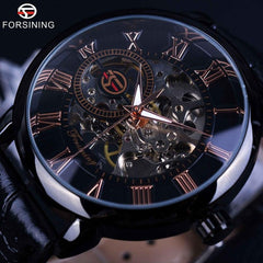 Mechanical Skeleton Watch - THE FASHION COCKTAIL
