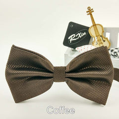 Handmade Bow Tie - THE FASHION COCKTAIL
