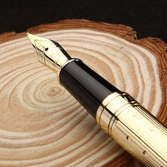 Golden Fountain Pen - THE FASHION COCKTAIL