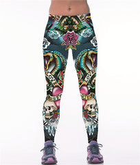 Fashion Leggings - THE FASHION COCKTAIL