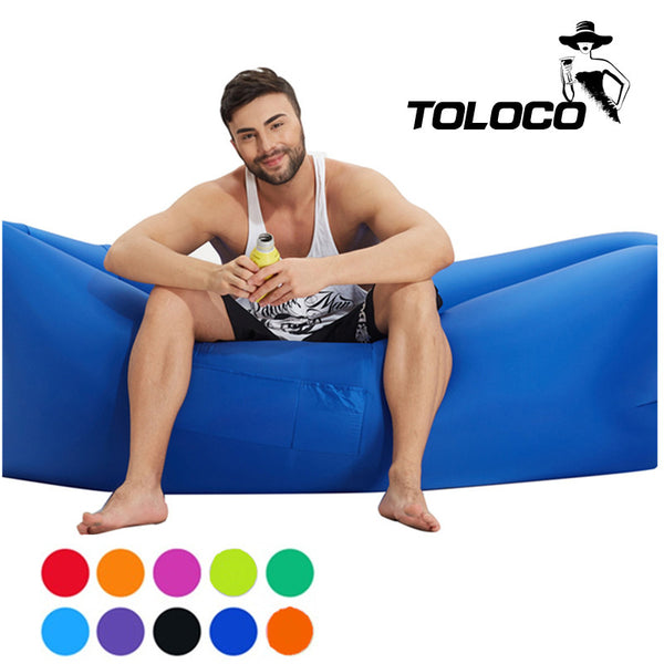 Fast Inflatable hangout bag 13 colors - THE FASHION COCKTAIL