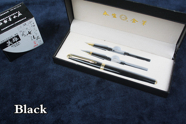 3 in 1 fountain pen with gift Box - THE FASHION COCKTAIL