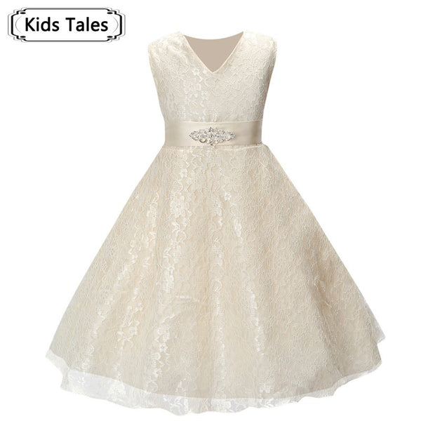 Premium Princess Style Baby Dress - THE FASHION COCKTAIL