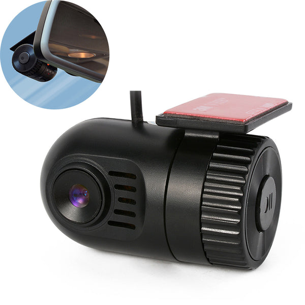 Car DVR Mini HD 120 Degree Wide Angle LENS - THE FASHION COCKTAIL