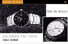 Business Men Luxury Watch - THE FASHION COCKTAIL