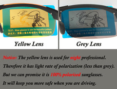 Aluminum-magnesium car drivers night vision goggles - THE FASHION COCKTAIL