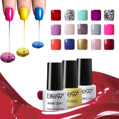 Nail Gel Polish - THE FASHION COCKTAIL