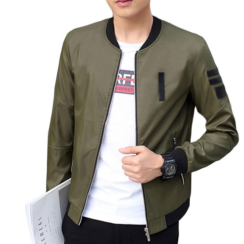 Men's Casual Jacket - THE FASHION COCKTAIL