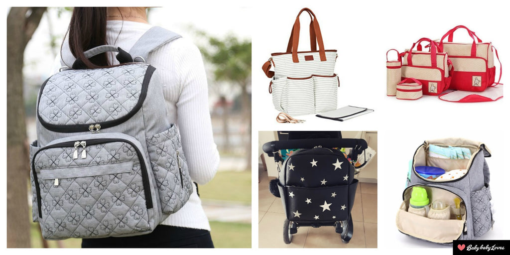 How to find the best diaper bag that scores on both function and style