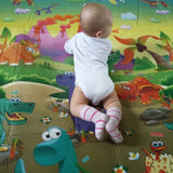 Double Sided Animals Play Mat
