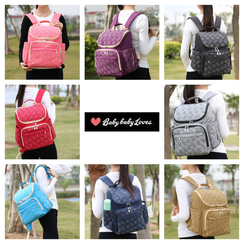 Backpack Diaper Bag