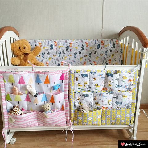 Crib Hanging Storage