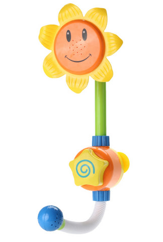 Sun Flower Bath Toy
