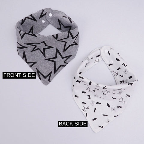 Double sided Bandana Bib