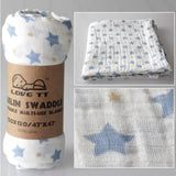 Muslin Cotton Swaddle Blanket