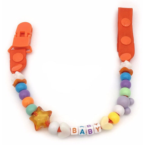 Personalised Pacifier Chain