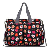 Beautiful high fashion diaper bag for Moms on the go!