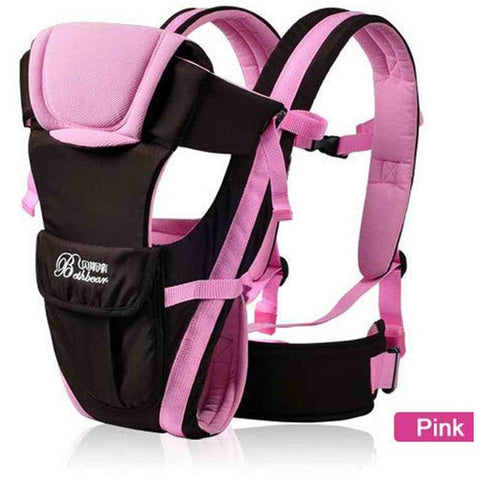 Beth Bear  4 in 1 Baby Carrier