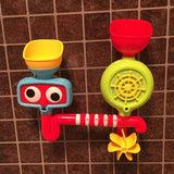 Bath Sprinkler System Toy