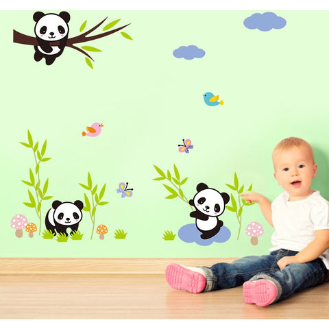 Panda Wall Decoraion