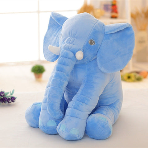 Small Plush Elephant Doll