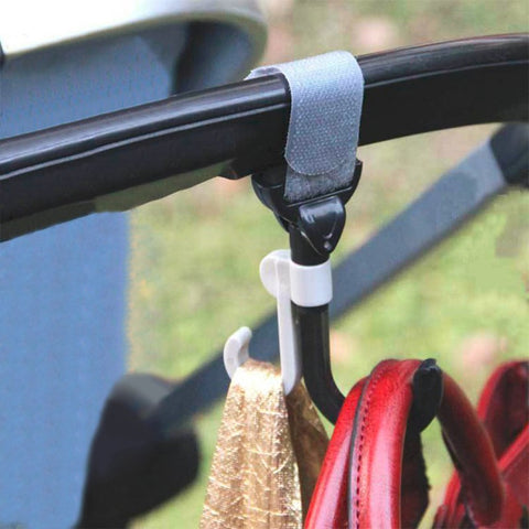 Smart Stroller Hooks Set