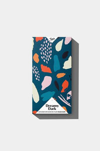 Hey Tiger Dreamy Dark Chocolate (85%, plain vegan chocolate) 75g bar