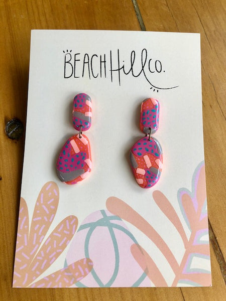 Beach Hill Co Bright Lights Earrings