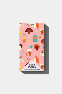 Hey Tiger Best Mates, Coconut and Carmelised Popcorn 85g bar