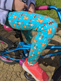 Fox and friends leggings