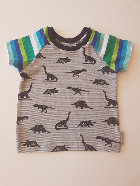 Dino Stripes T-shirt