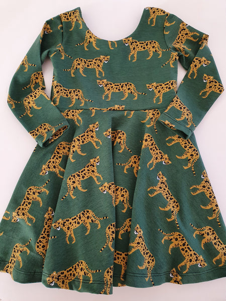 Organic Twirly Dress