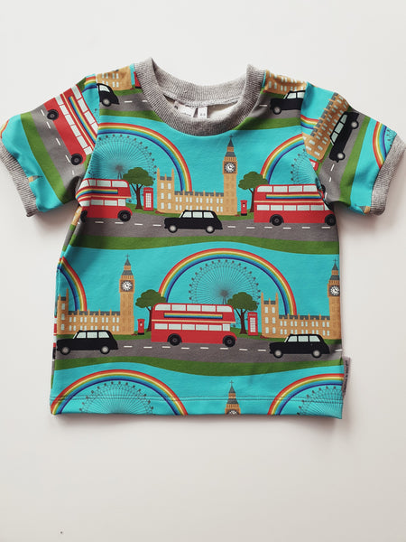 Organic London Rainbow T-Shirt