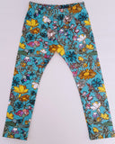 Organic Wildflower Leggings